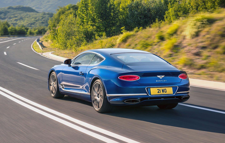 ce926a0cee5 Ikona futbalistov prichádza v novom šate. Bentley Continental GT ...