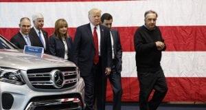 Donald Trump chce z USA vytlačiť nemecké automobilky!