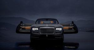 Špeciálna edícia iba 55 kusov Rolls-Royce Wraith Luminary.