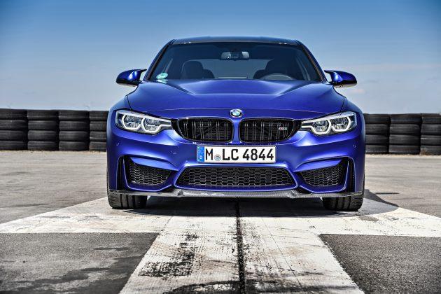 Na scénu prichádza limitovaná edícia BMW M3 CS 2018.