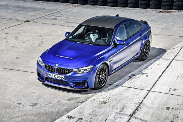 BMW M3 snáď ani netreba predstavovať. Na trh vstúpilo už v roku 1986 a odvtedy sa z neho stala žijúca legenda. Teraz prichádza limitovaná edícia súčasného modelu, ktorý nesie označenie BMW M3 CS.