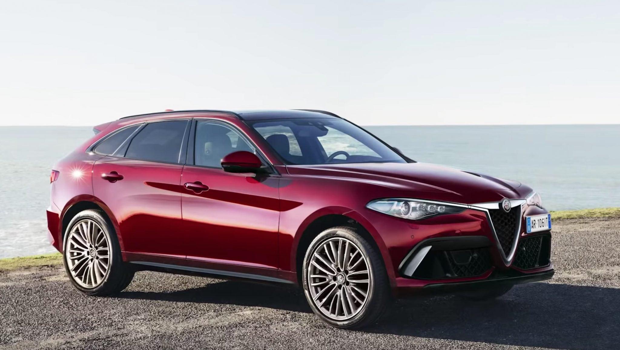 9e0d1cfda Novinky z Talianska: Chystá Alfa Romeo SUV pre siedmich pasažierov ...