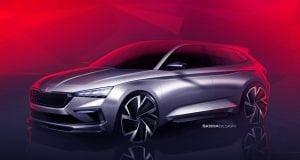 Škoda Vision RS ukazuje, akým smerom sa bude uberať športová divízia značky!