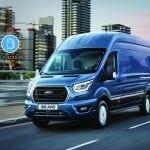Ford v Hannoveri predstavil Transit plug-in hybrid a verziu Connect Sport