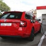 Škoda Octavia G-Tec: Modernizovaná, s väčšími nádržami a výhradne ako kombi