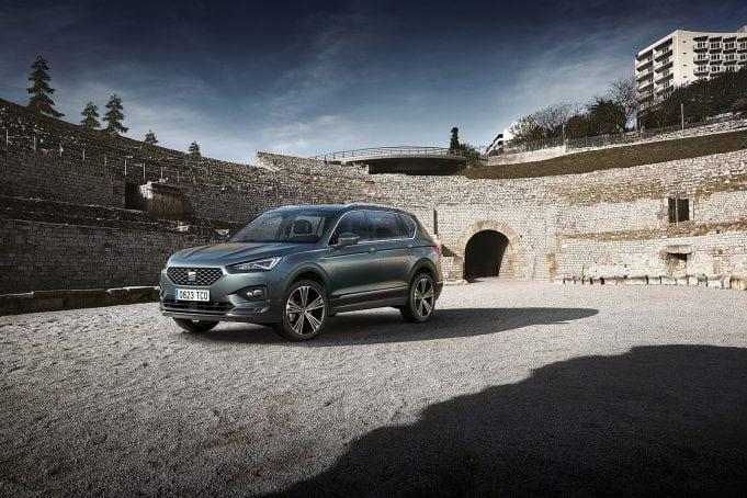 Seat predstavuje novú vlajkovú loď a konkurenta pre Kodiaq: SUV Tarraco