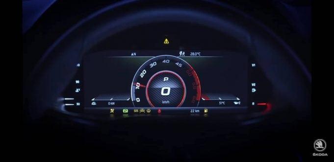 Kodiaq RS dostane úplne nový virtuálny prístrojový panel!