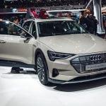 Autosalón Paríž: Prvé elektrické SUV z Ingolstadtu, Audi e-tron, je realitou