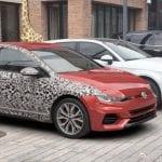 Volkswagen Golf 8 neustrážili pred špionážnymi fotografiami!