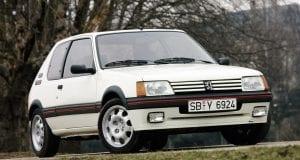 Back in time: Peugeot 205. Auto na mestské cesty, ale aj na rally