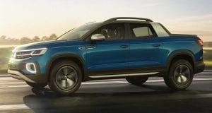 Volkswagen v Sao Paulo sa predstavil koncept nového pickupu Tarok