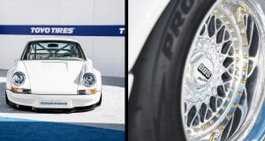 Porsche 911 RWB s pohonom z Tesly spája to najlepšie z oboch svetov