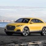 Audi Q4 bude menšia a sexy alternatíva Q8