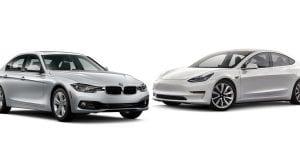 Tesla predstihla BMW