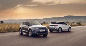 Nový Range Rover Evoque na prvých fotografiách niekoľko hodín pred premiérou!