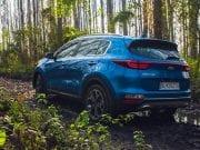 Test Kia Sportage 2,0 CRDi Mild Hybrid, skutočne menšia spotreba?!