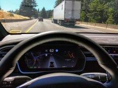 levely autonómnej jazdy