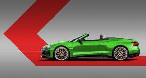 Audi e-tron GT ako kupé, kombi či kabriolet? Výber je na vás!