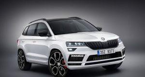 Ďalšie športové SUV z Čiech? Škoda možno prinesie Karoq RS!