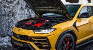 Manhart Lamborghini Urus je šialené 800-koňové SUV monštrum