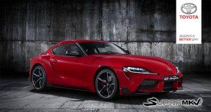 Unikli oficiálne fotografie novej Toyoty Supra ešte pred predstavením!