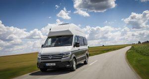 Volkswagen Grand California je skvelý takmer 7-metrový karavan!