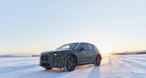 BMW vo Švédsku testuje svoju budúcu vlajkovú loď iNext