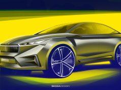 Škoda Vision iV: Prvé elektrické SUV od sa blíži!
