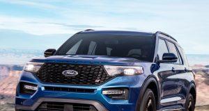 Plug-in hybridný Ford Explorer dokáže na batériu prejsť 40 km