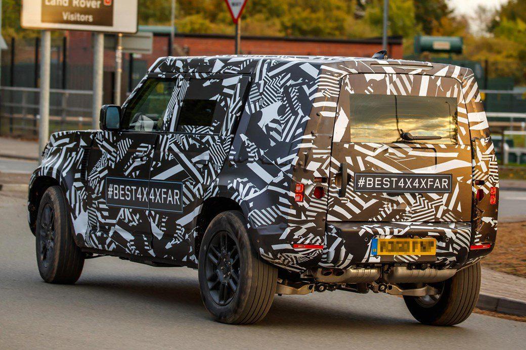 Zdroj: Land Rover
