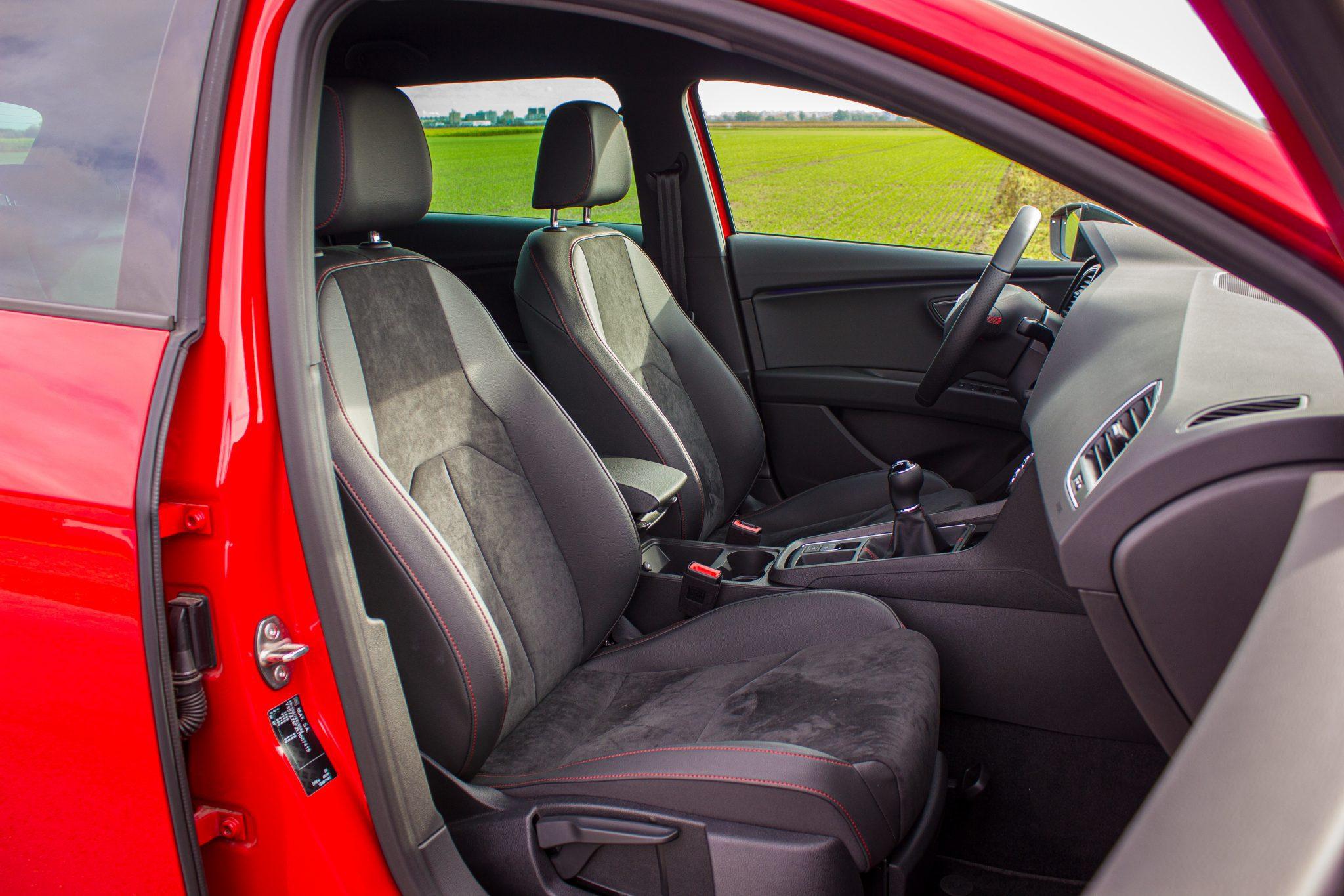 Test Seat Leon ST